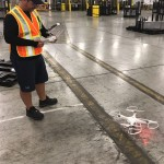 industrial drone photography ontario